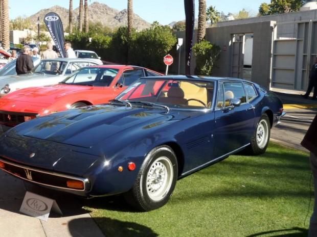 1972 Maserati Ghibli Coupe