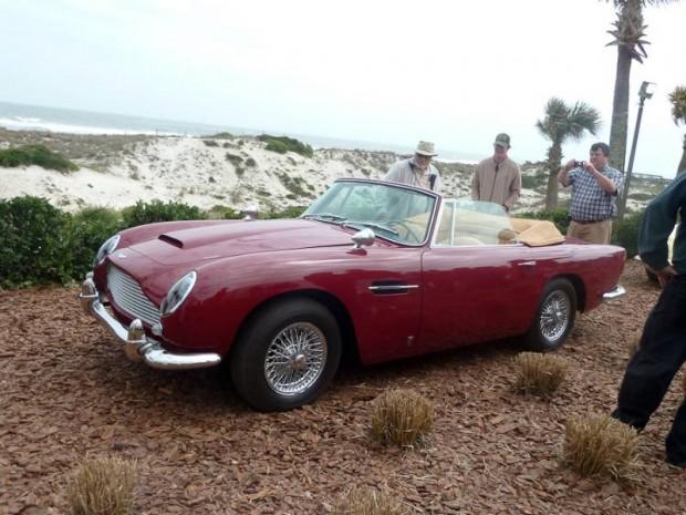 1965 Aston Martin DB5 Vantage Volante for sale