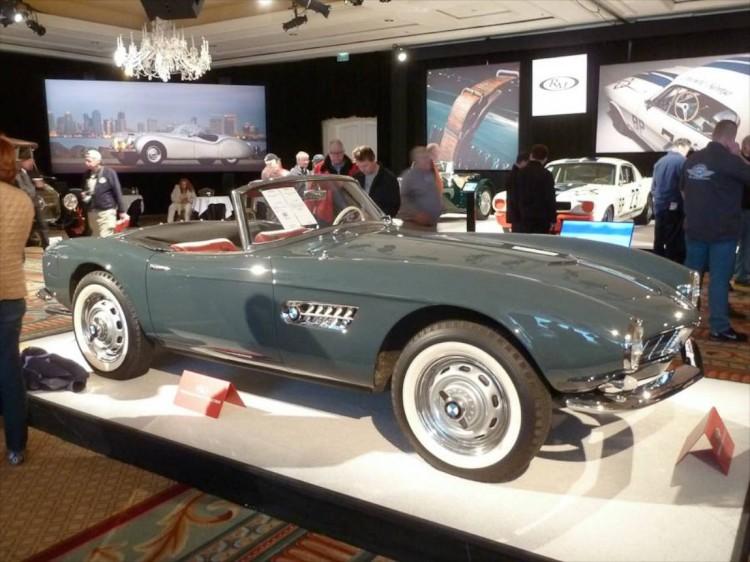 1958 BMW 507 Series II Roadster