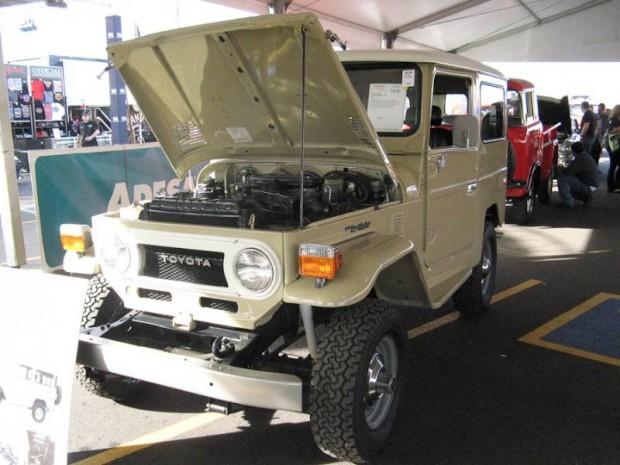 1978 Toyota Land Cruiser FJ40 Utility