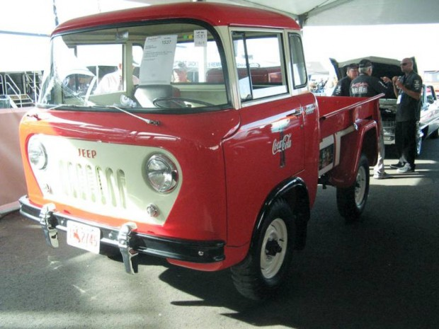 1957 Willys FC-150 Pickup