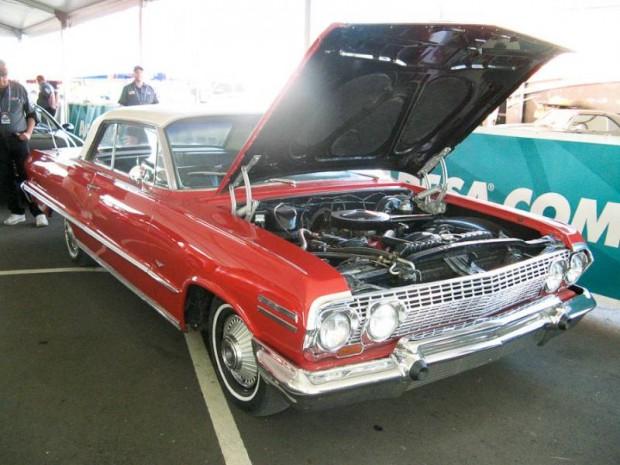 1963 Chevrolet Impala 2-Dr. Hardtop