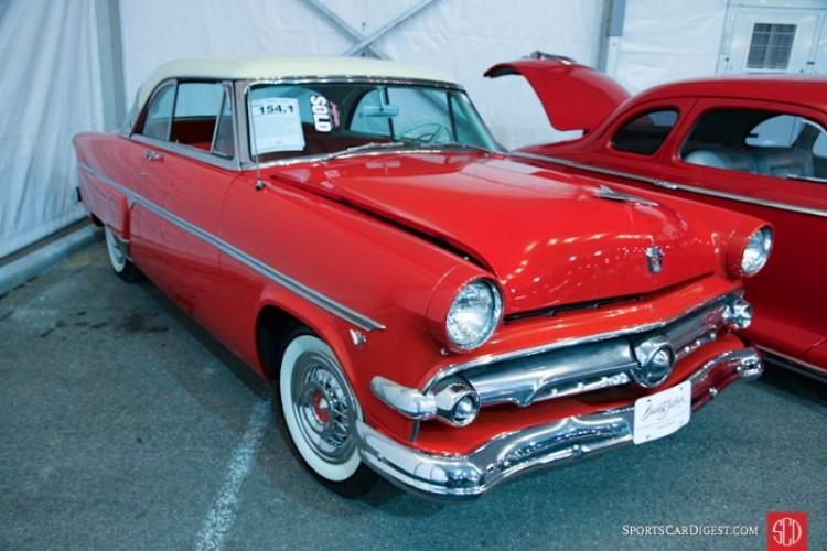 1954 Ford Crestline Victoria Convertible