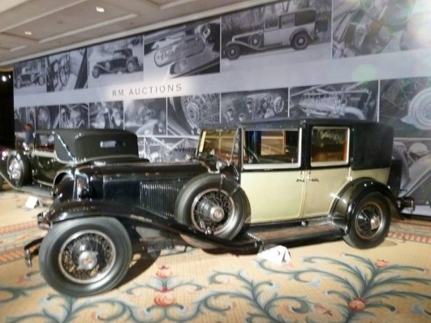 1929 Cord Front Drive L-29 Town Car,