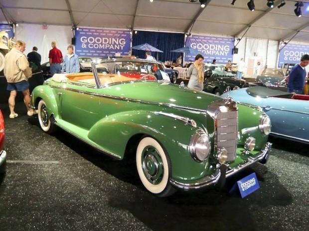 1953 Mercedes-Benz 300S Roadster