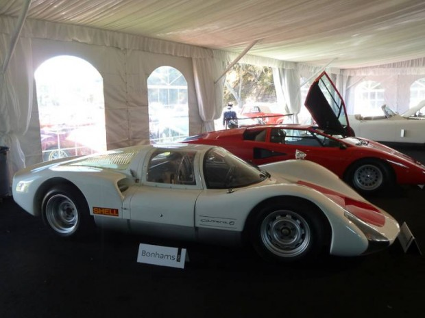 1966 Porsche 906 Carrera Competition Coupe