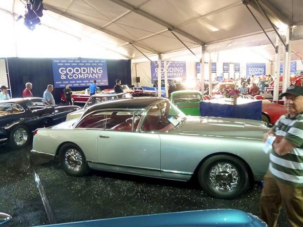 1956 Facel Vega FV2B Coupe for sale