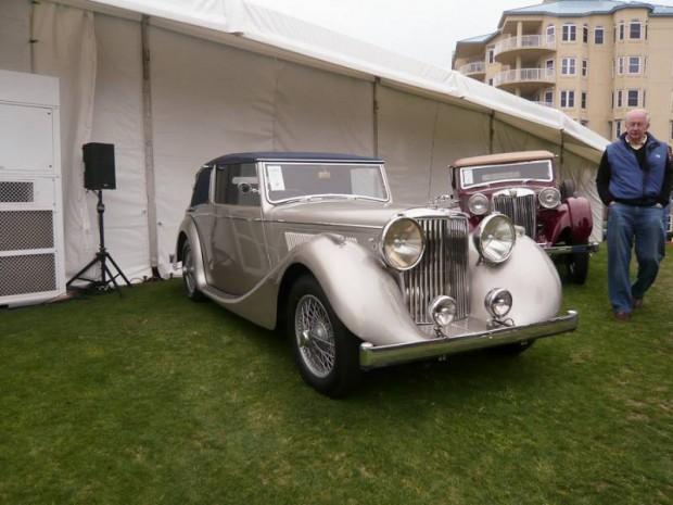 1948 Jaguar Mark IV Drophead Coupe for sale