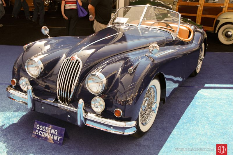 1955 Jaguar XK 140 MC Roadster