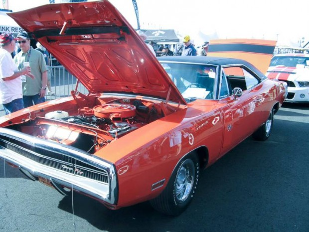 1970 Dodge Charger R/T 2-Dr. Hardtop