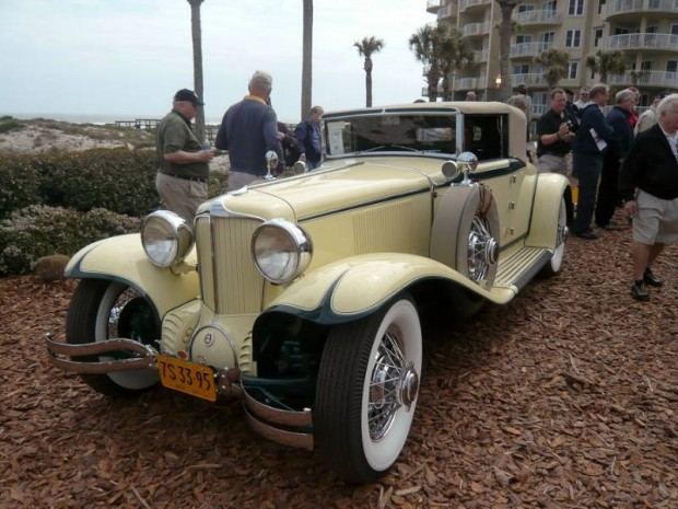 1931 Cord Front Drive L-29 Cabriolet