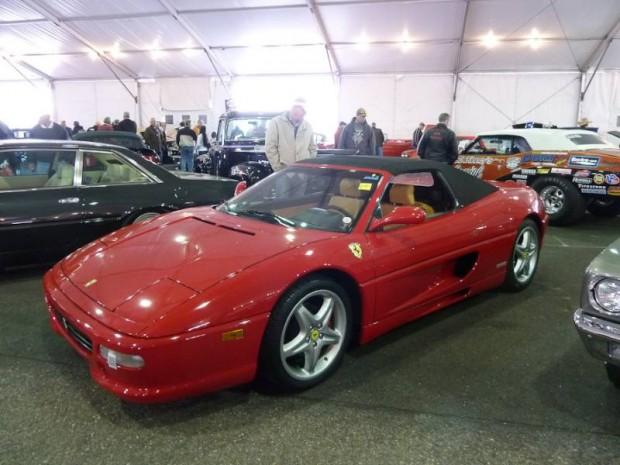 1999 Ferrari F355 F1 Fiorano Spider
