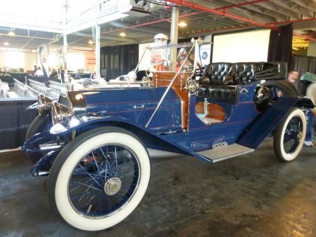 1913 Peerless Model 48-Six Roadster