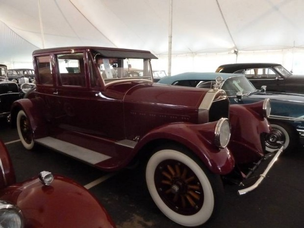 1927 Pierce-Arrow Series 36 3-Passenger Doctor's Coupe