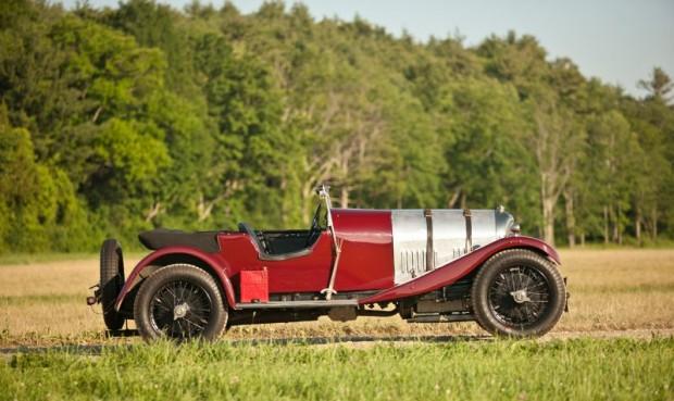 1923 Bentley 3-Liter TT Replica Tourer, Body by Carlton
