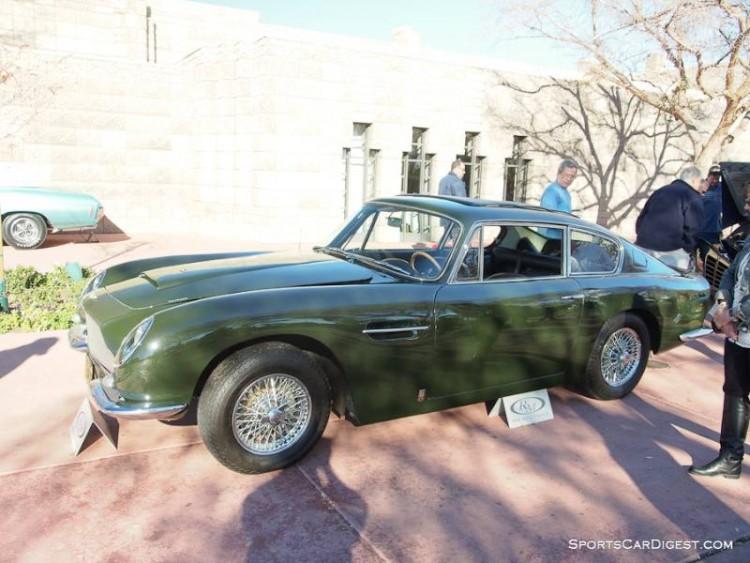 1969 Aston Martin DB6 Mk I Saloon