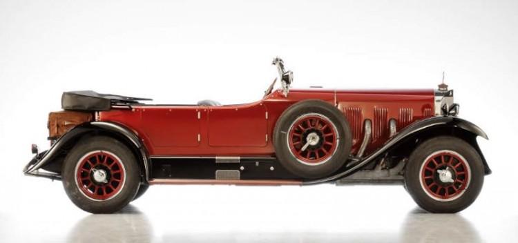 1928 Mercedes-Benz 630