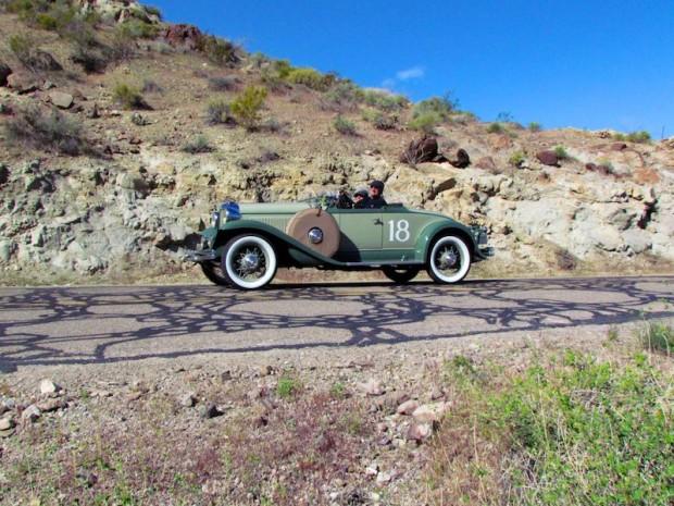 1931 Chrysler CM-6 sport roadster