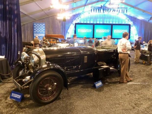 1927 Bentley 6 1/2 Liter Sports Tourer Vanden Plas