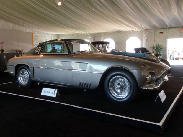 1953 Ferrari 250 Europa Coupe, Body by Vignale