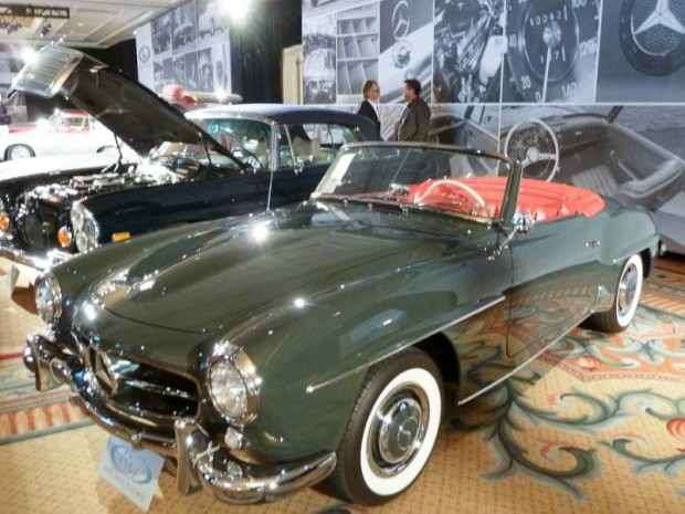 1955 Mercedes-Benz 190SL Roadster