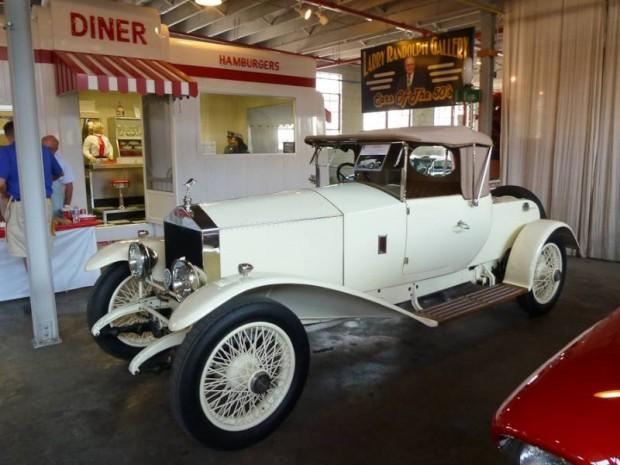 1923 Rolls-Royce 20 Roadster