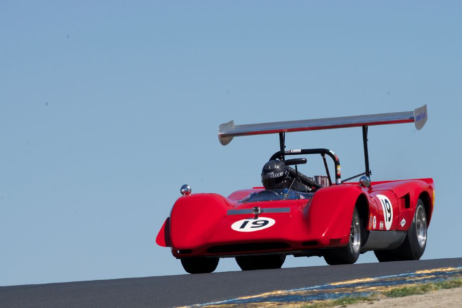 Lola T163 Can-Am