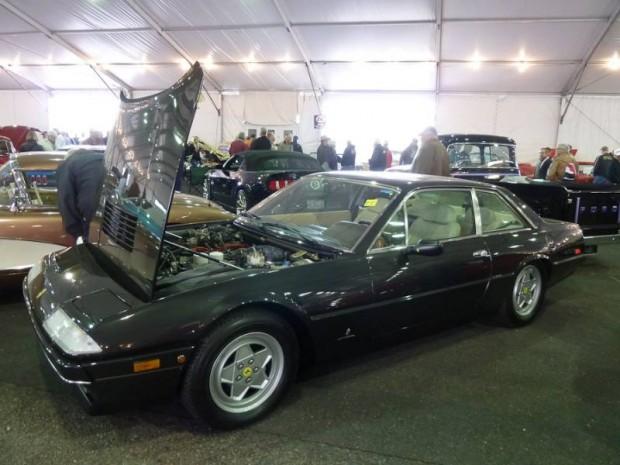 1986 Ferrari 412 Berlina