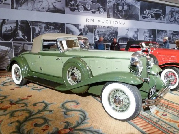 1932 Chrysler CL Imperial Convertible Coupe, Body by LeBaron
