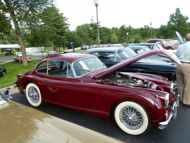 1960 Jaguar XK 150 Fixed Head Coupe