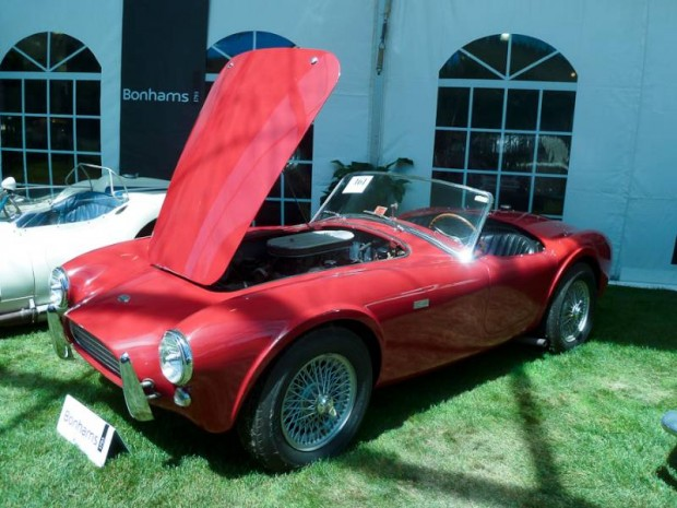 1963 Shelby Cobra 260 Roadster