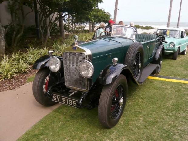 1930 Delage DR70 Touring for sale