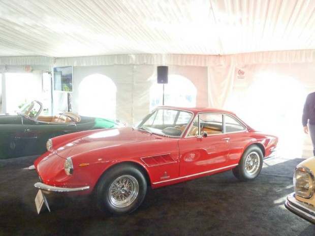 1968 Ferrari 330 GTC Coupe