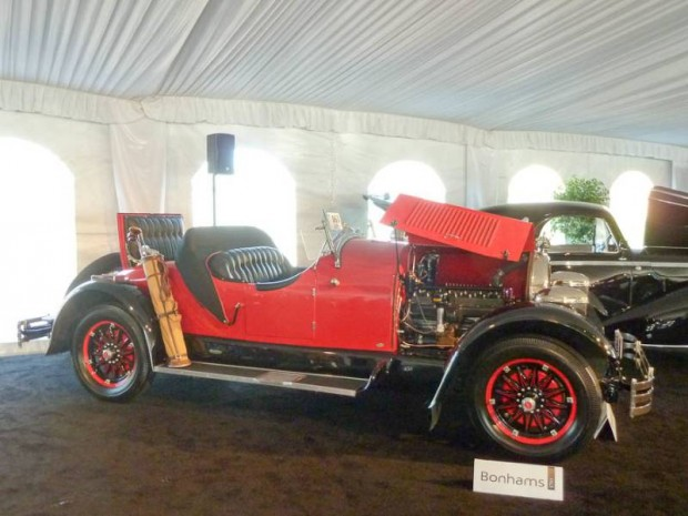 1926 Kissel 6-55 Gold Bug Speedster