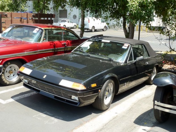 1983 Ferrari 400iA Convertible Conversion, Body by Straman