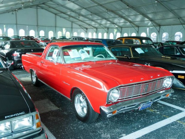 1966 Ford Ranchero Custom