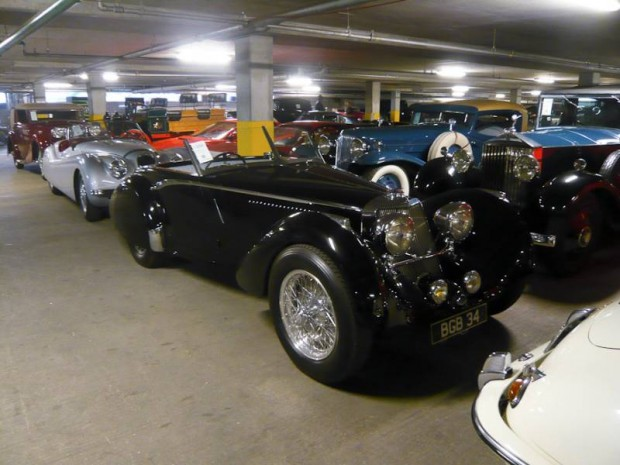 1937 Squire 1.5 Liter Drophead Coupe for sale