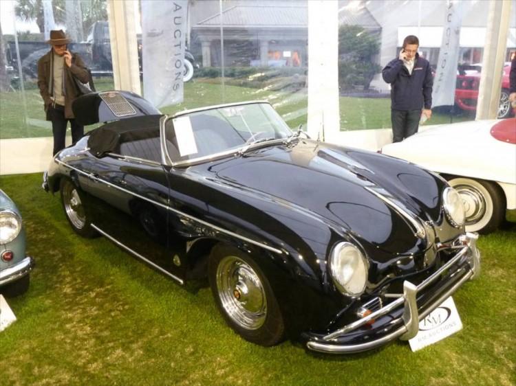 1959 Porsche 356A 1600 Super Convertible D