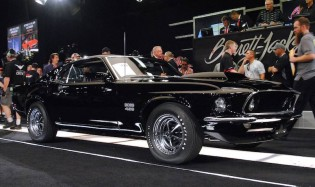Ex-Ron Pratte Collection 1969 Ford Boss 429 sold for $550,000