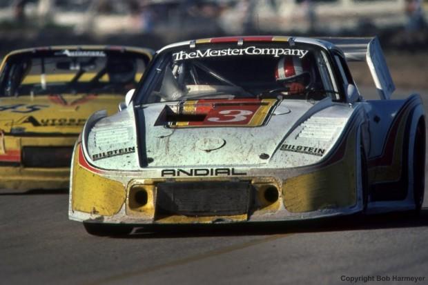 Andial Meister Racing Porsche 935, 1981 Sebring 12 Hours