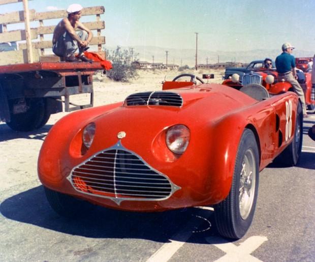John Edgar's MG Special - Palm Springs, 1951
