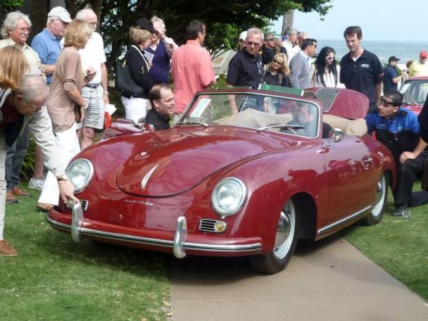 1953 Porsche 356 1500 Supercharged Cabriolet for sale