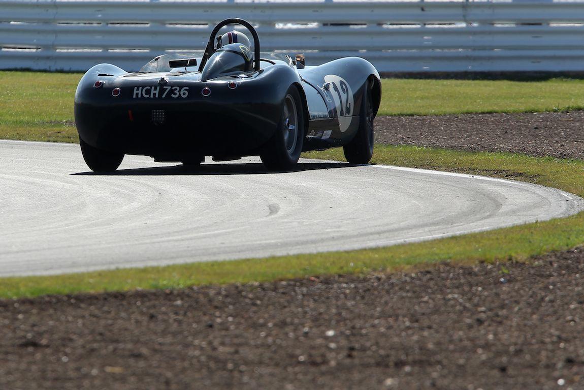 Lister Jaguar 'Flat Iron'