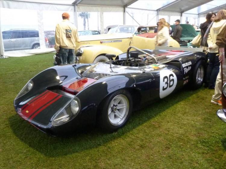 1966 Lola T70 Mk II Can-Am Spyder