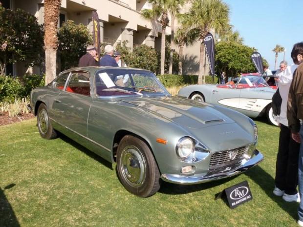 1967 Lancia Flaminia Super Sport Coupe, Body by Zagato