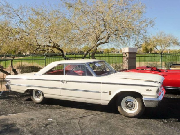 1963 Ford Galaxie 500 2-Dr. Hardtop