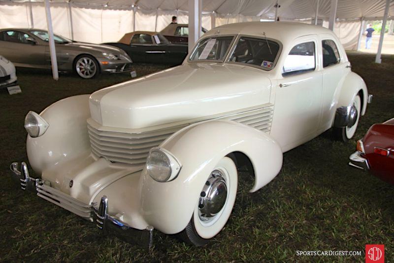 1936 Cord 810 4-Dr. Sedan Westchester