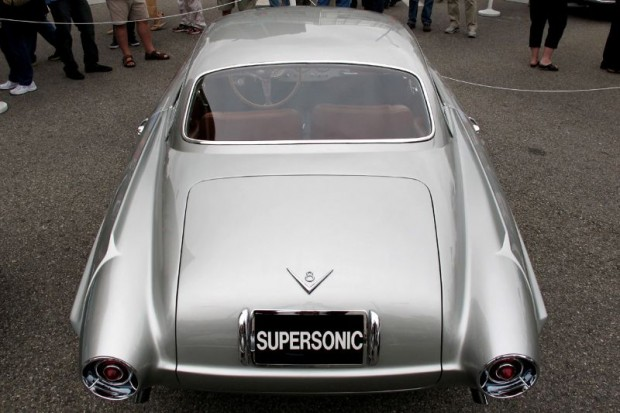 Fiat Otto Vu Supersonic David Sydorick