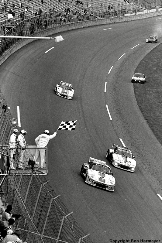 Reinhold Joest, Rolf Stommelen, Volkert Merl, 1980 24 Hours of Daytona, Porsche 935