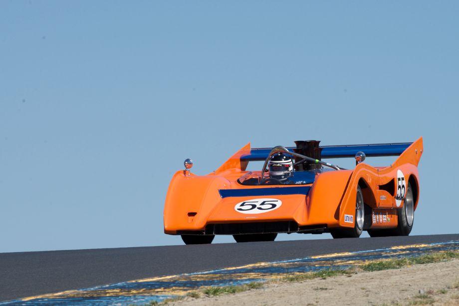 1972 McLaren M8-FP driven by Wade Carter.